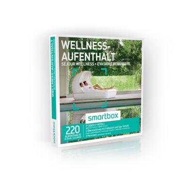 Smartbox Wellness-Aufenthalt