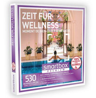 Smartbox Zeit für Wellness
