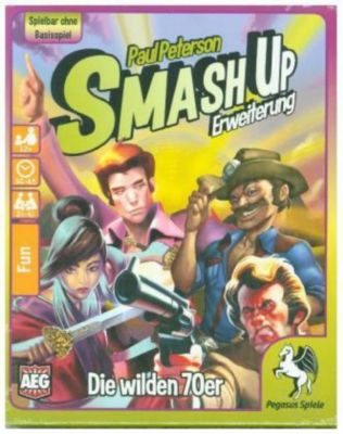 Smash Up: Die wilden 70er (Spiel), Paul Peterson
