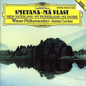 Smetana: Má Vlast, James Levine, Wp