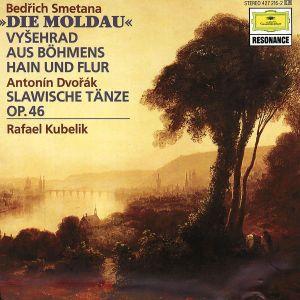 Smetana: The Moldau / Dvorák: Slavonic Dances, Rafael Kubelik, Bso, Sobr