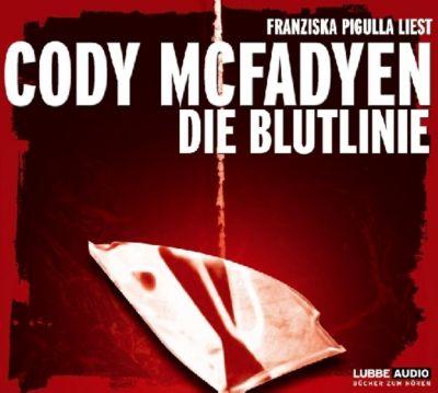 Smoky Barrett Band 1: Die Blutlinie (6 Audio-CDs), Cody McFadyen