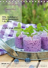 Smoothies zum Selbermachen (Tischkalender 2019 DIN A5 hoch) - Produktdetailbild 1
