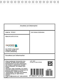 Smoothies zum Selbermachen (Tischkalender 2019 DIN A5 hoch) - Produktdetailbild 13