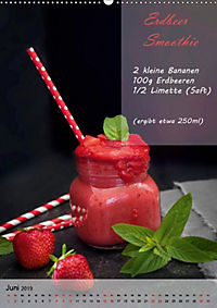 Smoothies zum Selbermachen (Wandkalender 2019 DIN A2 hoch) - Produktdetailbild 8