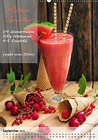 Smoothies zum Selbermachen (Wandkalender 2019 DIN A2 hoch) - Produktdetailbild 9