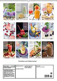 Smoothies zum Selbermachen (Wandkalender 2019 DIN A2 hoch) - Produktdetailbild 13