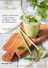 Smoothies zum Selbermachen (Wandkalender 2019 DIN A2 hoch) - Produktdetailbild 11