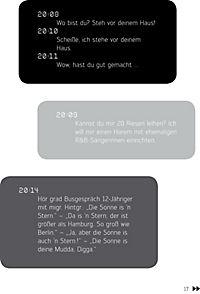 SMSvongesternnacht.de Band 1: Du hast mich auf dem Balkon vergessen - Produktdetailbild 8