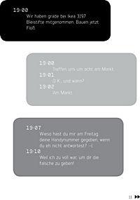 SMSvongesternnacht.de Band 1: Du hast mich auf dem Balkon vergessen - Produktdetailbild 2