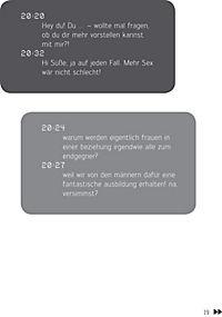SMSvongesternnacht.de Band 1: Du hast mich auf dem Balkon vergessen - Produktdetailbild 10