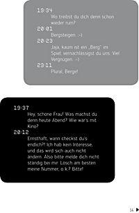 SMSvongesternnacht.de Band 1: Du hast mich auf dem Balkon vergessen - Produktdetailbild 5