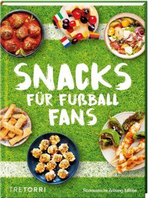 Snacks für Fußballfans