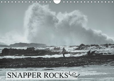 Snapper Rocks Wild (Wall Calendar 2019 DIN A4 Landscape), Jill Robb