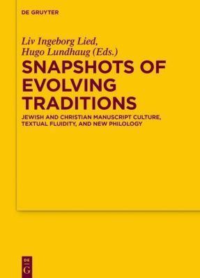 Snapshots of Evolving Traditions