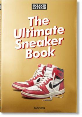 Sneaker Freaker. The Ultimate Sneaker Book - Simon Wood  