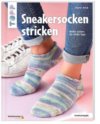 Sneakersocken stricken - Dagmar Bergk |