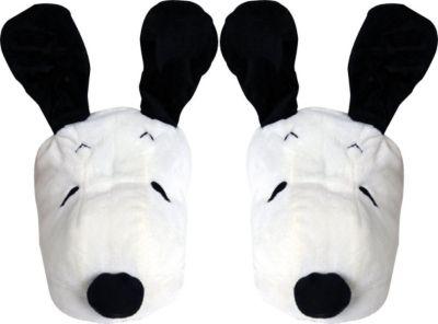 Snoopy Hausschuhe mit Pump up Funktion Größe M 38/40