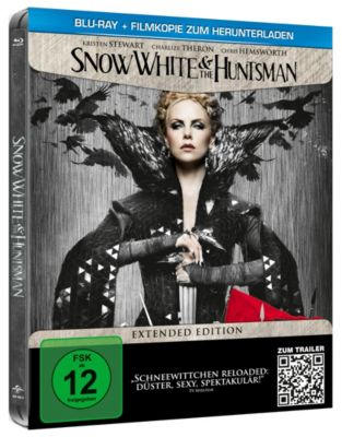 Snow White and the Huntsman - Steelbook, Hossein Amini, Evan Daugherty, Evan Spiliotopoulos