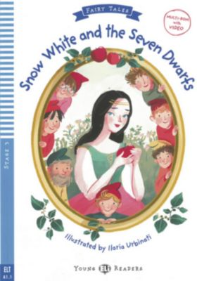 Snow White and the Seven Dwarfs, w. Multi-ROM