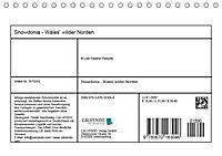 Snowdonia - Wales' wilder Norden (Tischkalender 2019 DIN A5 quer) - Produktdetailbild 13