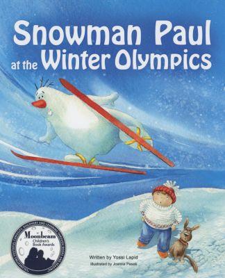Snowman Paul at the Winter Olympics, Yossi Lapid