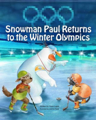 Snowman Paul Returns to the Winter Olympics, Yossi Lapid