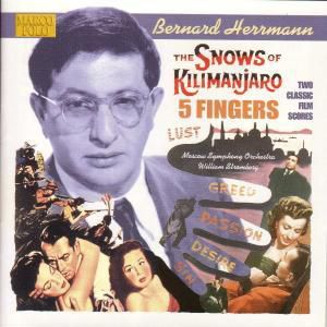 Snows Of Kilimanjaro/5 Fingers, William Stromberg, Moscow Symphony Orchestra