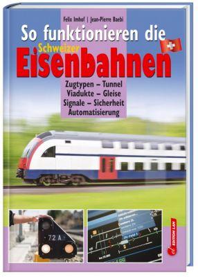 So funktionieren die Schweizer Eisenbahnen