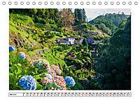 São Miguel - Naturschönheit der Azoren (Tischkalender 2019 DIN A5 quer) - Produktdetailbild 5