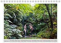 São Miguel - Naturschönheit der Azoren (Tischkalender 2019 DIN A5 quer) - Produktdetailbild 9