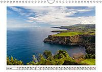 São Miguel - Naturschönheit der Azoren (Wandkalender 2019 DIN A4 quer) - Produktdetailbild 6