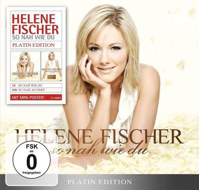 So nah wie du (Limited Platin Edition), Helene Fischer