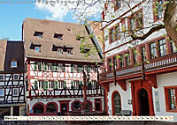 So schön ist die Zweiburgenstadt Weinheim (Wandkalender 2019 DIN A3 quer) - Produktdetailbild 3