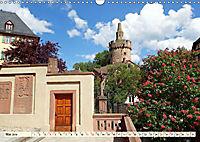 So schön ist die Zweiburgenstadt Weinheim (Wandkalender 2019 DIN A3 quer) - Produktdetailbild 5