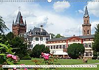 So schön ist die Zweiburgenstadt Weinheim (Wandkalender 2019 DIN A3 quer) - Produktdetailbild 7