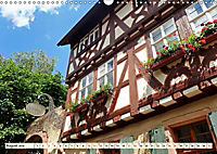 So schön ist die Zweiburgenstadt Weinheim (Wandkalender 2019 DIN A3 quer) - Produktdetailbild 8