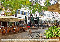So schön ist die Zweiburgenstadt Weinheim (Wandkalender 2019 DIN A3 quer) - Produktdetailbild 9