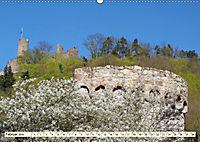 So schön ist die Zweiburgenstadt Weinheim (Wandkalender 2019 DIN A2 quer) - Produktdetailbild 2