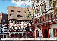 So schön ist die Zweiburgenstadt Weinheim (Wandkalender 2019 DIN A2 quer) - Produktdetailbild 3