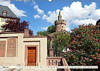 So schön ist die Zweiburgenstadt Weinheim (Wandkalender 2019 DIN A2 quer) - Produktdetailbild 5