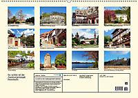 So schön ist die Zweiburgenstadt Weinheim (Wandkalender 2019 DIN A2 quer) - Produktdetailbild 13