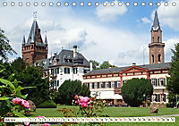 So schön ist die Zweiburgenstadt Weinheim (Tischkalender 2019 DIN A5 quer) - Produktdetailbild 7