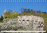 So schön ist die Zweiburgenstadt Weinheim (Tischkalender 2019 DIN A5 quer) - Produktdetailbild 2