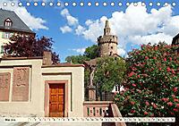 So schön ist die Zweiburgenstadt Weinheim (Tischkalender 2019 DIN A5 quer) - Produktdetailbild 5