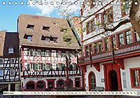 So schön ist die Zweiburgenstadt Weinheim (Tischkalender 2019 DIN A5 quer) - Produktdetailbild 3
