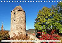 So schön ist die Zweiburgenstadt Weinheim (Tischkalender 2019 DIN A5 quer) - Produktdetailbild 10