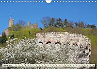So schön ist die Zweiburgenstadt Weinheim (Wandkalender 2019 DIN A4 quer) - Produktdetailbild 2