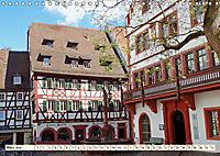 So schön ist die Zweiburgenstadt Weinheim (Wandkalender 2019 DIN A4 quer) - Produktdetailbild 3