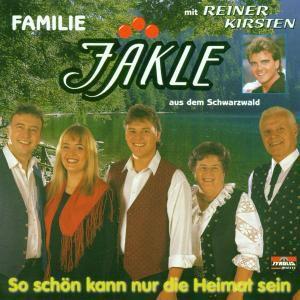 So schön kann nur die Heimat sein, Schwarzwaldfamilie Jäkle
